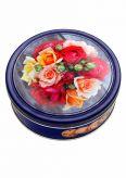 Máslové sušenky s kousky čokolády růže [Feiny Biscuits, 454g]