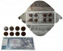 Bankovka 1 000 000 Kčs, mléčná čokoláda [Fikar,60g]