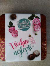 Pralinky Exclusive Všechno neljepší [Smith's sweets, 200g]