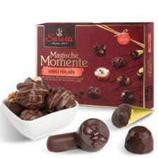 Směs pralinek z hořké čokolády Magische Momente [Sarotti, 200g]