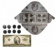 Bankovka Dolar, mléčná čokoláda [Fikar,60g]