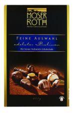 Výběrové pralinky s mléčnou čokoládou [Moser Roth, 300g]