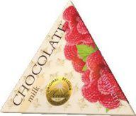 Trojúhelník - malina mléčná čokoláda [T-Severka, 50g]