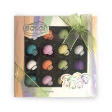 BOLCI Čokoládové hříbky barevné [Bolci, 270g]