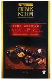 Výběrové pralinky s hořkou čokoládou [Moser Roth, 300g]