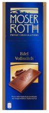 Mléčná čokoláda [Moser Roth, 125g]