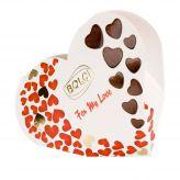 Srdíčka z mléčné čokolády [Bolci, 150g]