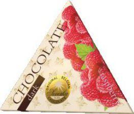 Trojúhelník - malina hořká čokoláda [T-Severka, 50g]