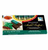 Čokoládové tyčky Grazia - máta [M.T., 100g]