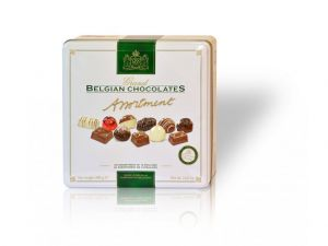 GBS Výběr pralinek - plech zelený [400g, Sweet&Snack]