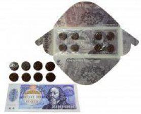 Bankovka 200.000 Kčs, mléčná čokoláda [Fikar,60g]