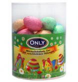 Čokoládová vajíčka s  náplněmi v dóze [Only, 450g]