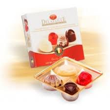 Belgické pralinky [Sweet&Snack, 50g]