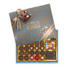 BOLCI CHIEF Chocolate duet čokoládové pralinky [Bolci, 630g]
