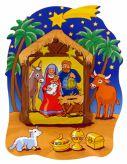 Betlém (s papírovou dekorací) [Storz, 12,5g]