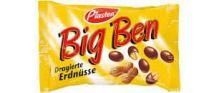 Burské oříšky v mléčné čokoládě [Piasten,250g]