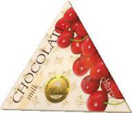 Trojúhelník - cherry milk 50g