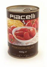 Loupaná rajčata Pomodori [Piacelli, 400g]