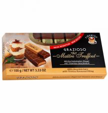 Čokoládové tyčky Grazia - Tiramisu [M.T., 100g]