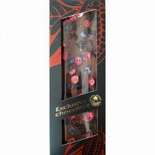 Hořká čokoláda s brusinkami a šeříkem[T-Severka,130g]