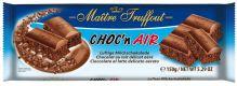 Choc´n Air - mléčná čokoláda [M.T., 150g]