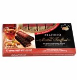 Čokoládové tyčky Grazia, Amaretto [M.T., 100g]
