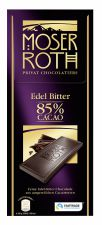 Hořká čokoláda 85% [Moser Roth, 125g]