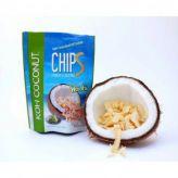 Kokosové chipsy s příchutí wasabi [Koh Coconut, 40g]