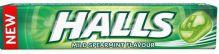 HALLS Spearmint 33,5g mentolový drops