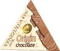 Trojúhelník - Origin Venezuela 43%, 50g