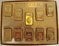 Zlaté cihličky [T-Severka, 180g]