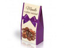 Mandle v mléčné čokoládě [Selllot,150g]