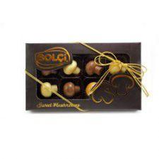 BOLCI Čokoládové hříbky hnědé [Bolci,120g]