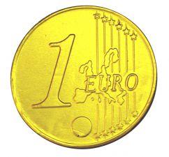 Euro mince z mléčné čokolády [Only, 21,5g]