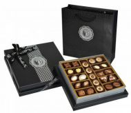 BOLCI CHIEF pralinky v krabičce černá+stříbrná [Bolci,230g]