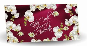 Hořká čokoláda 60% - Orchidej [Selllot, 175g]
