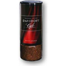 Davidoff Rich aroma Grand Cuvée, Instantní káva ve skle [Davidoff, 100g]