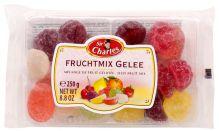 Cukrované želé s ovocnou příchutí [Sir Charles, 250g]