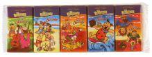 Sada mléčných čokolád - Flintstones [M.T., 75g]