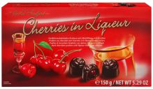 Cherries in Ligueur [M.T., 150g]