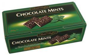 Čokoládové polštářky s mátou [M.T., 200g]