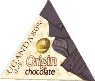 Trojúhelník - Origin Uganda 80%, 50g
