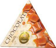 Trojúhelník - caramel milk 50g