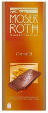 Čokoláda s příchutí karamelu [Moser Roth, 125g]