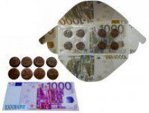 Bankovka 1.000 Euro, mléčná čokoláda [Fikar,60g]