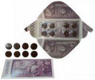 Bankovka 500.000 Kčs, mléčná čokoláda [Fikar,60g]